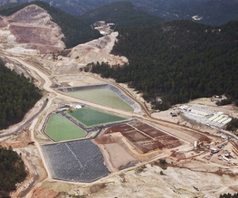 Pinos Altos Mine
